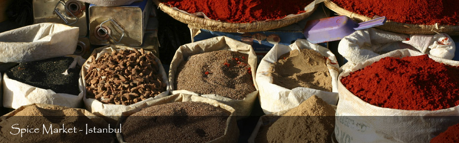 The Spice Trader | New Zealand Spices, Retail & Wholesale Spices