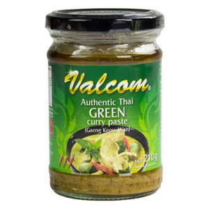 Valcom Green Curry Paste